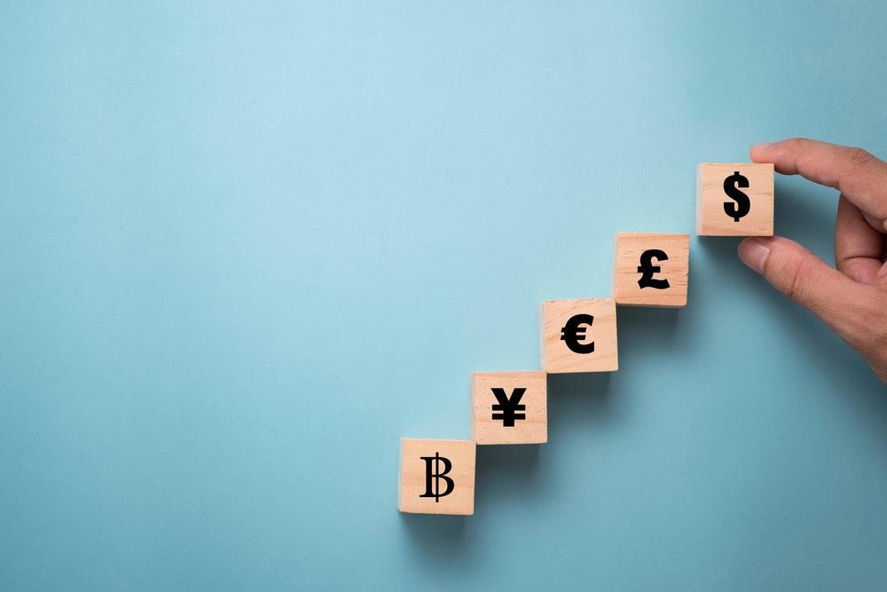 ハイローオーストラリアの通貨ペアの種類